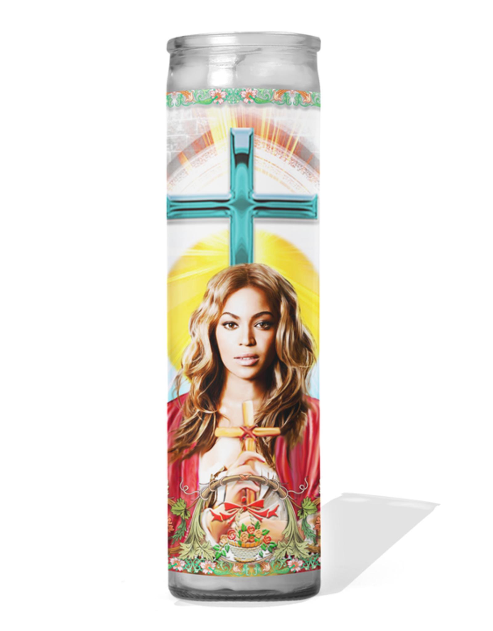 Calm Down Caren Beyonce Prayer Candle