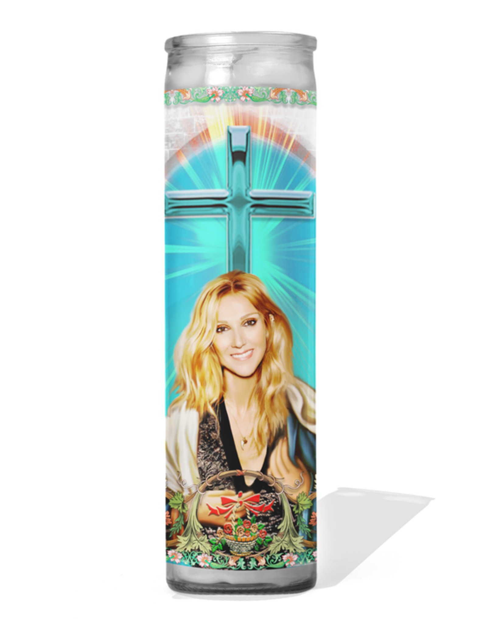 CDC Celine Dion Prayer Candle