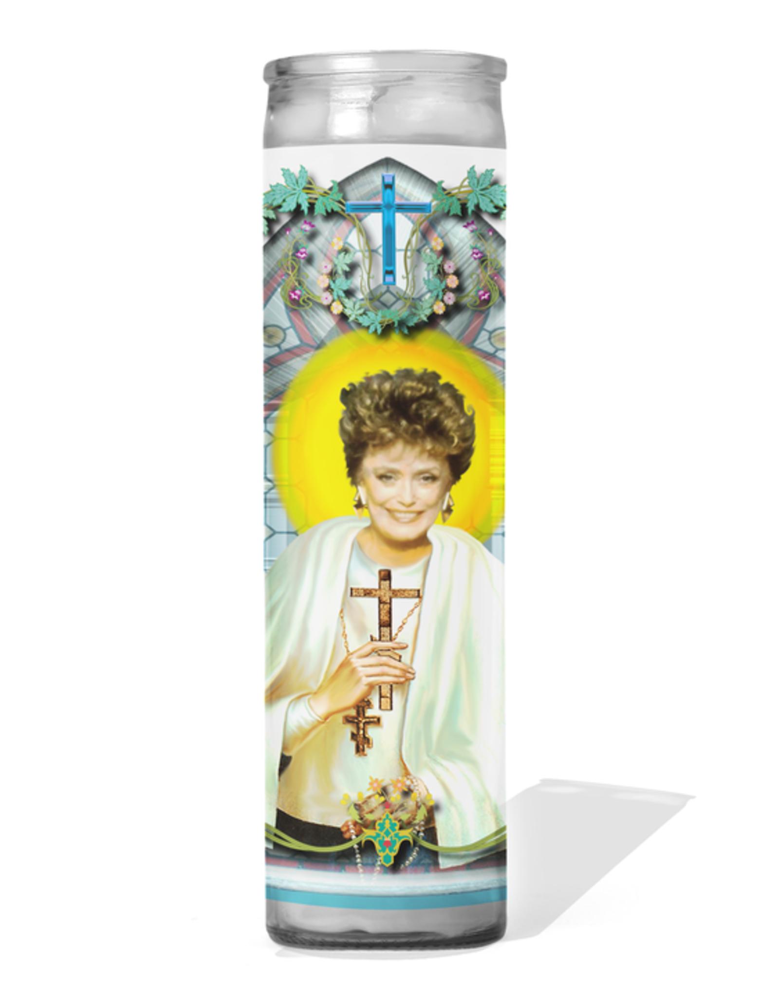 Calm Down Caren Blanche Prayer Candle