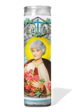 Calm Down Caren Dororthy Prayer Candle
