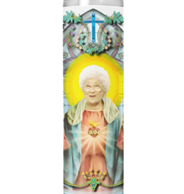 Calm Down Caren Sophia Prayer Candle