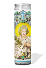 CDC Rose Prayer Candle