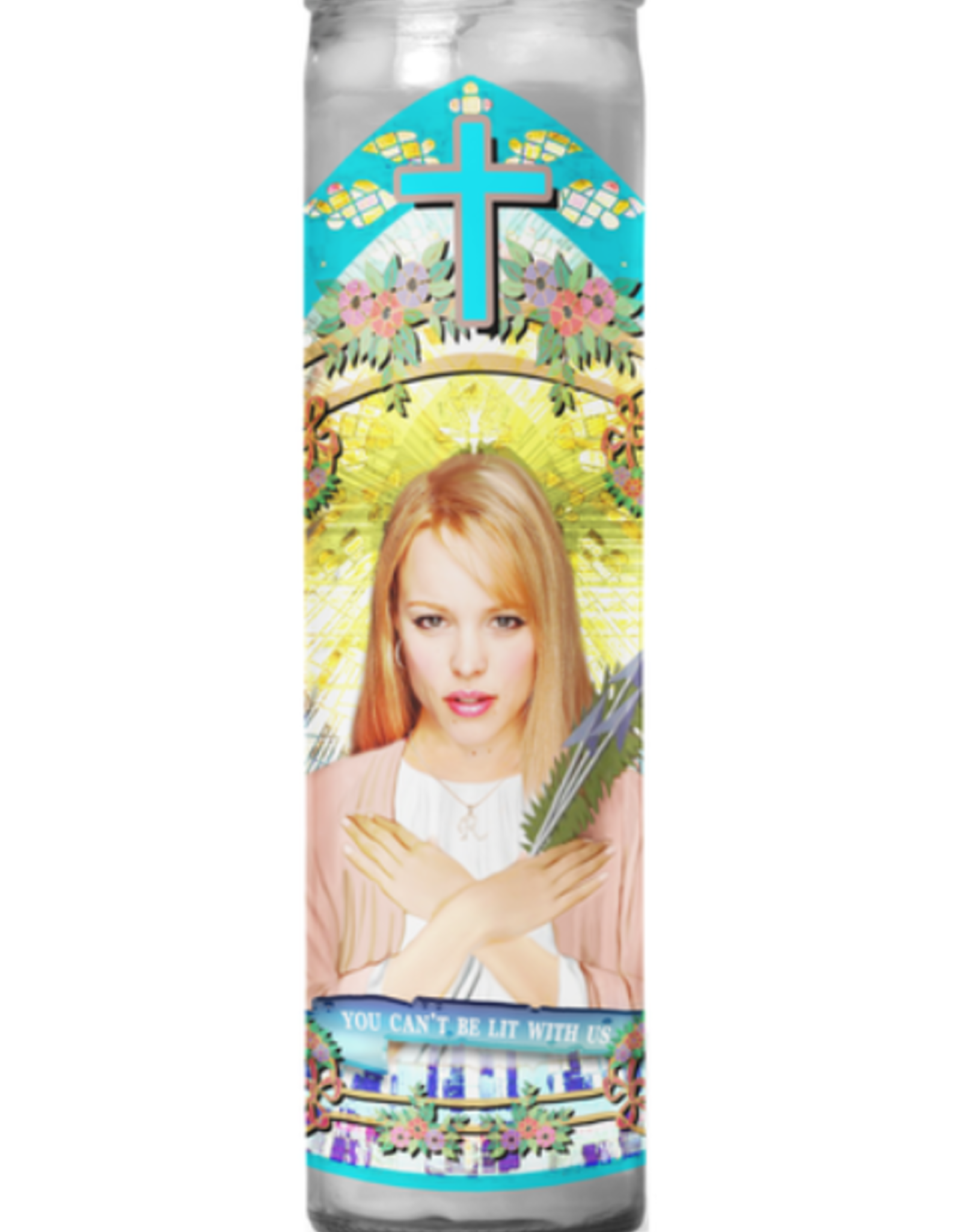 CDC Regina George Prayer Candle
