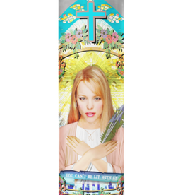 Calm Down Caren Regina George Prayer Candle