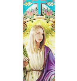 Calm Down Caren Karen Smith Prayer Candle
