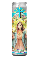 Calm Down Caren Gretchen Wieners Prayer Candle