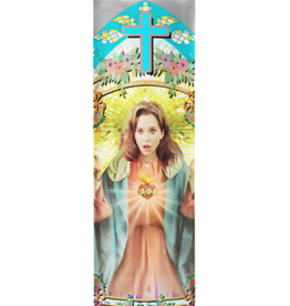 Calm Down Caren Gretchen Wieners Prayer Candle