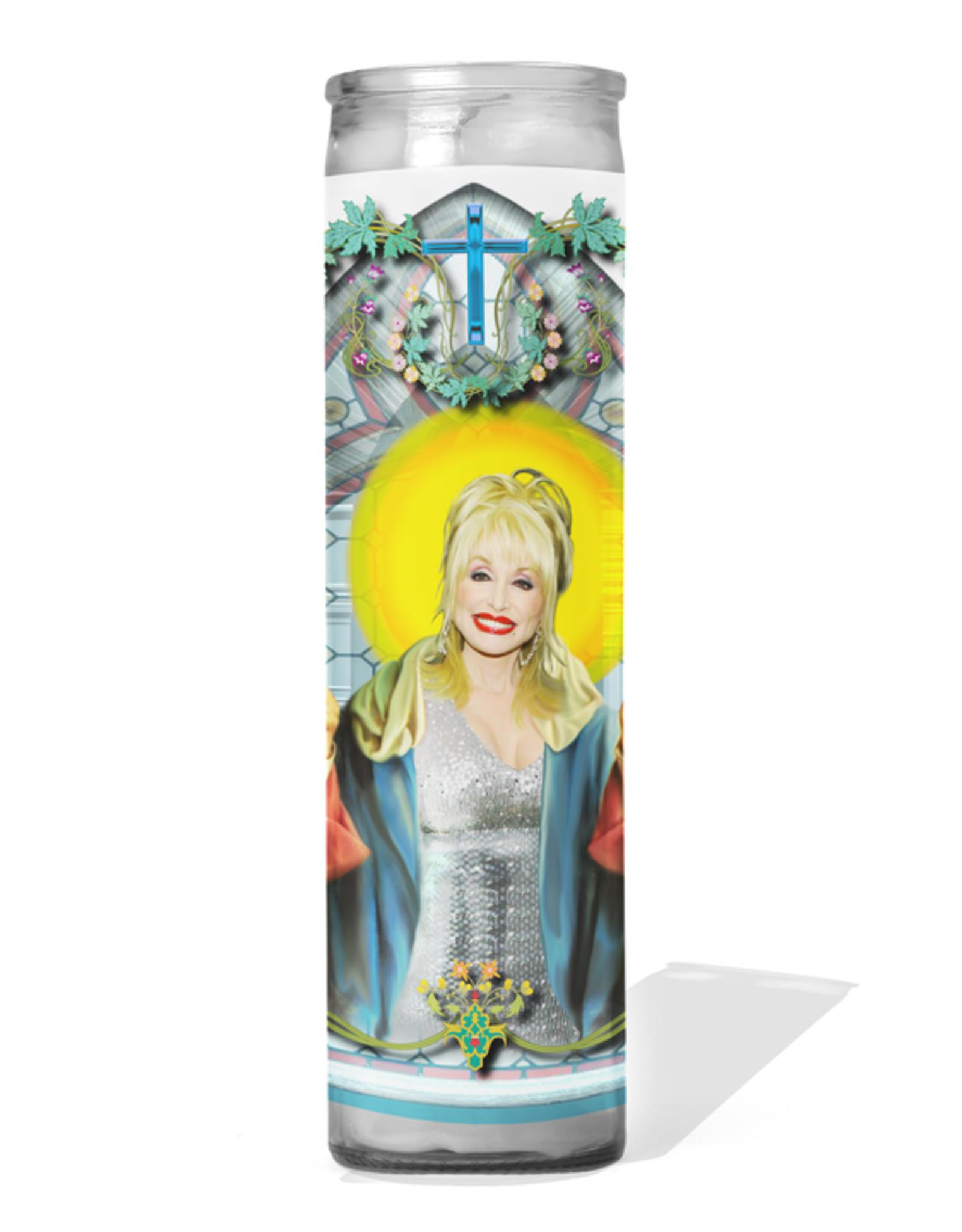 Calm Down Caren Dolly Parton Celebrity Prayer