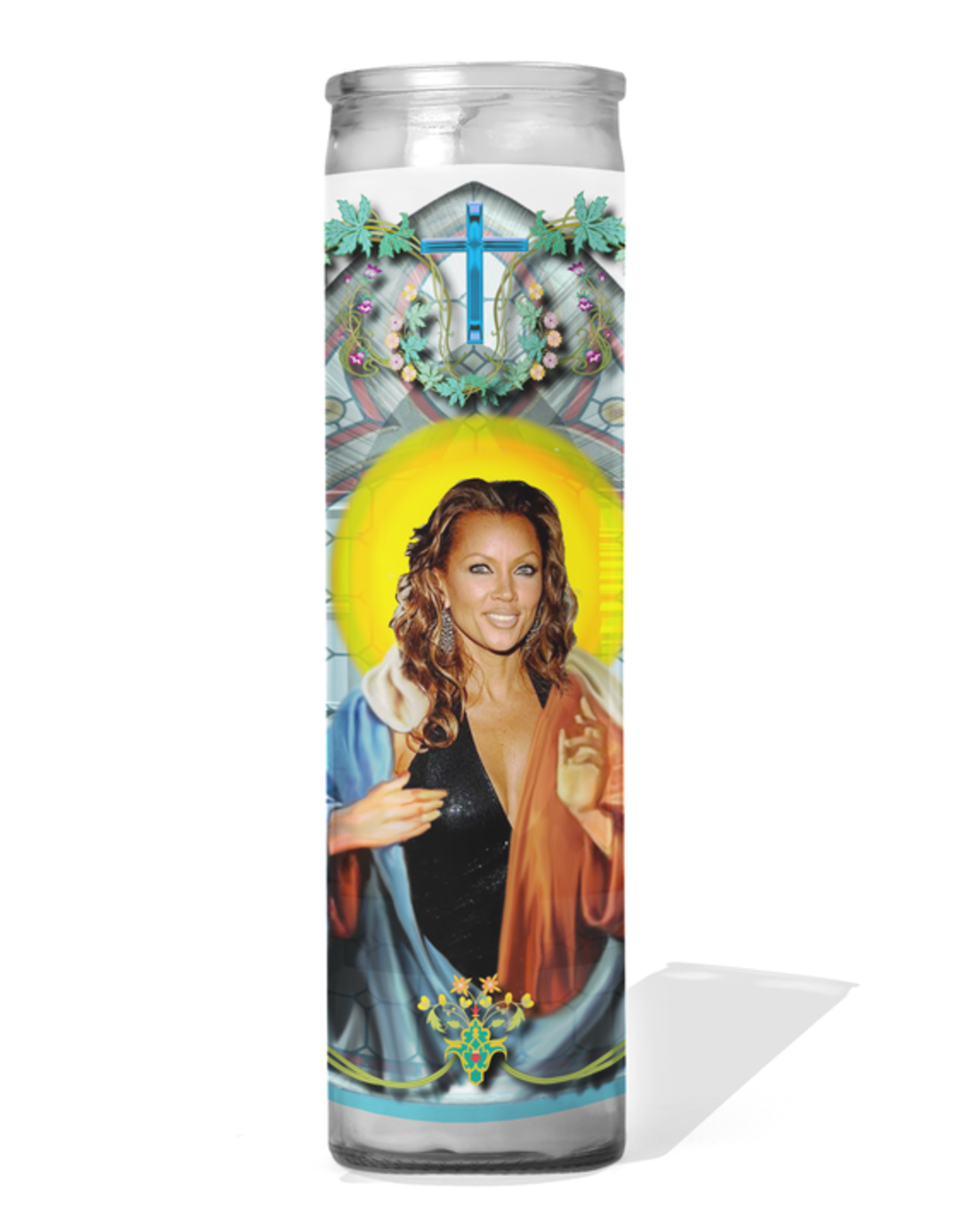 CDC Vanessa Williams Prayer Candle