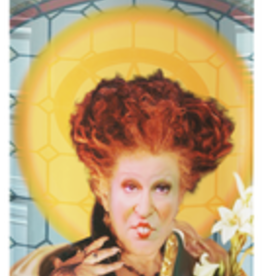 Calm Down Caren Hocus Pocus-Winifred Prayer Candle
