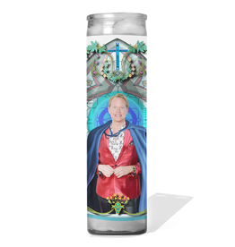 Calm Down Caren Carson Kressley Celebrity Prayer Candle