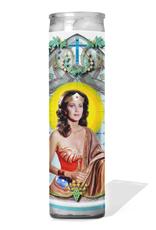 CDC Wonder Woman Celebrity Prayer Candle