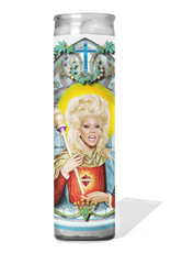 CDC RuPaul Celebrity Prayer Candle