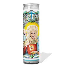 Calm Down Caren RuPaul Celebrity Prayer Candle