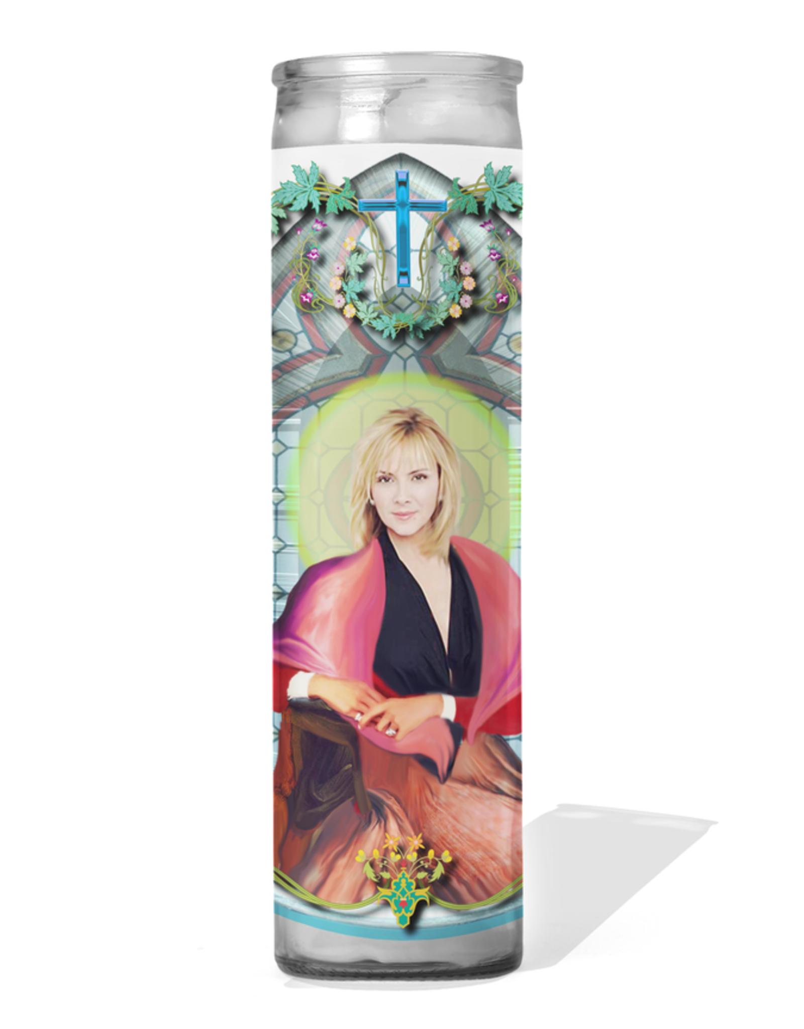 CDC Samantha Jones Prayer Candle