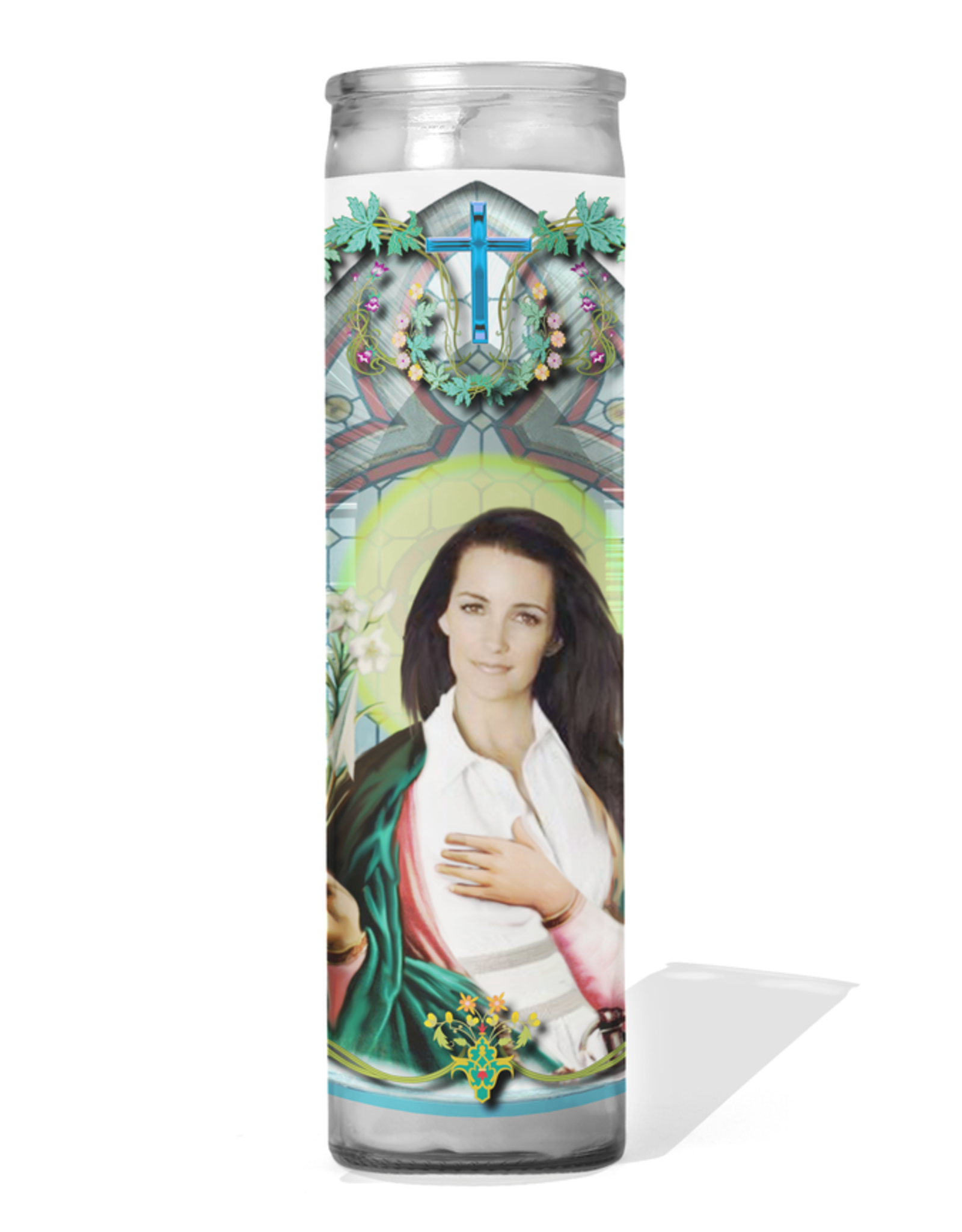 CDC Charlotte York Goldenblatt Prayer Candle