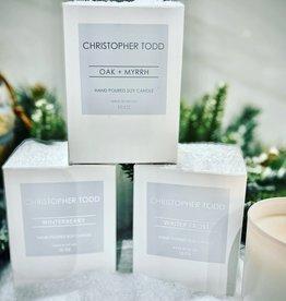 GP-Co Oak + Myrrh Christopher Todd Candle