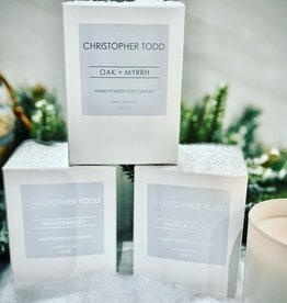 GP-Co Winter Frost Christopher Todd Candle
