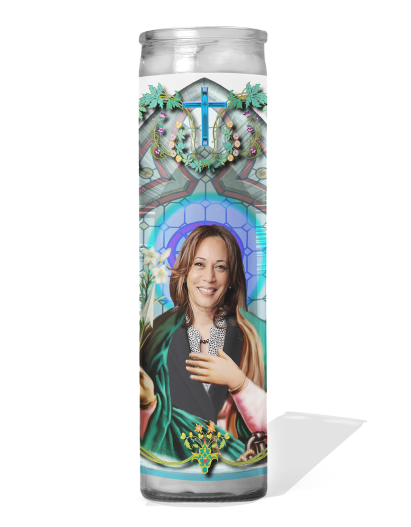 CDC Kamala Harris Prayer Candle
