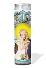 CDC Kylie Minogue Prayer Candle