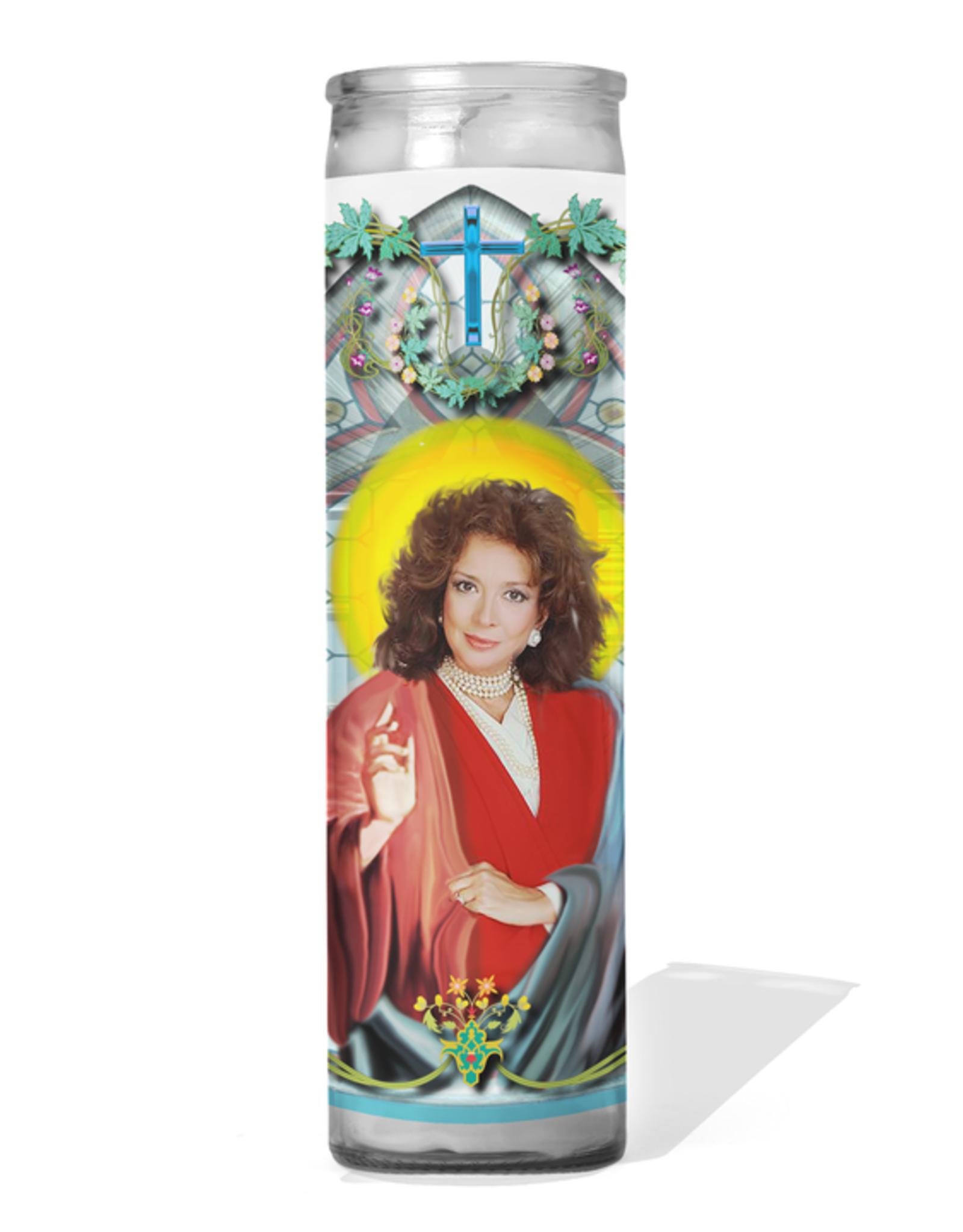 CDC Julia Sugarbaker Celebrity Prayer Candle