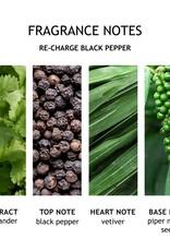 MBL Bath Wash  Re-Charge Black Pepper