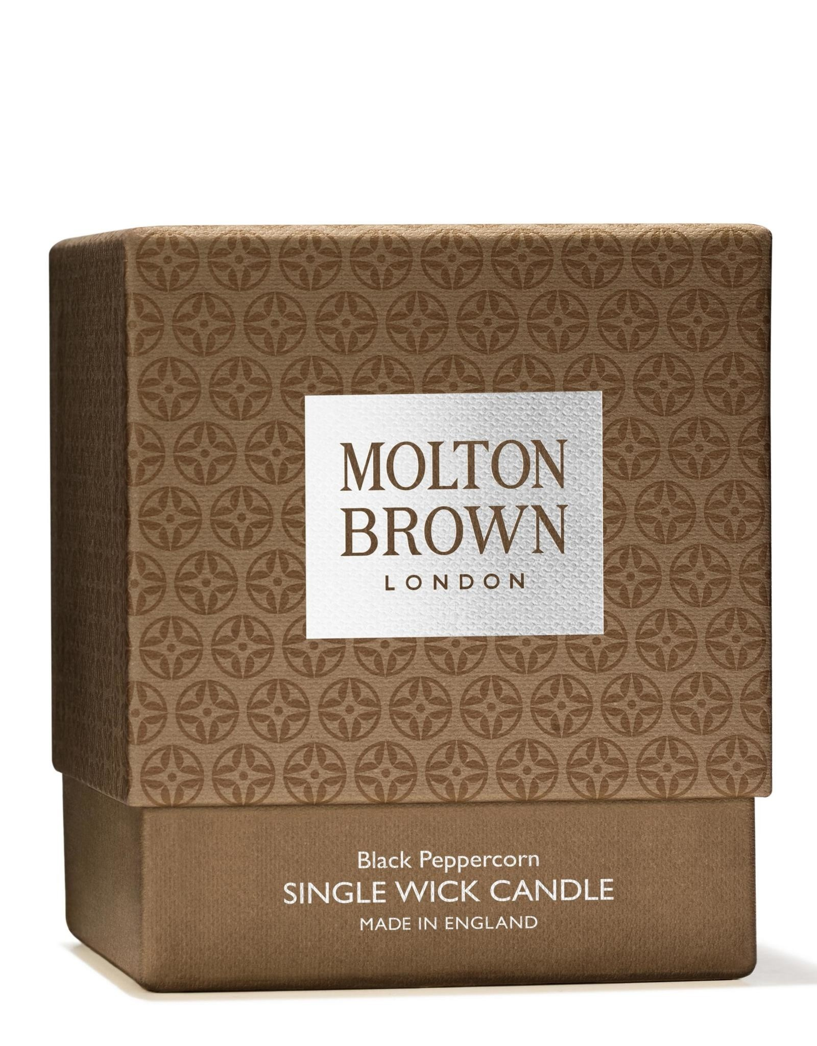 MBL Black Pepper Single Wick Candle