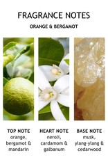 MBL Aroma Reeds  Orange + Bergmot