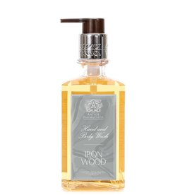 A-Farm Iron Wood Hand and Body Wash