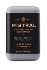 Mtrl Silver Absinthe Bar Soap