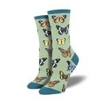 Socksmith Majestic Butterflies