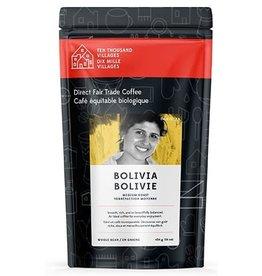 Level Ground Trading Bolivian Medium Roast Coffee (Beans)