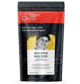 Level Ground Trading Bolivian Medium Roast Coffee (Ground)