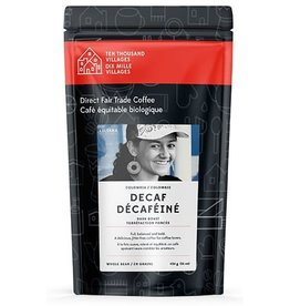 Level Ground Trading Colombian Dark Roast Decaf Coffee (Beans)
