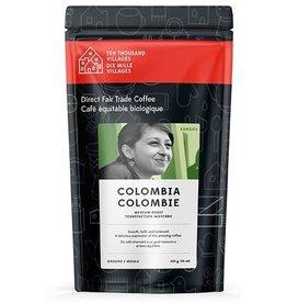 Level Ground Trading Colombian Medium Roast Coffee (Ground)
