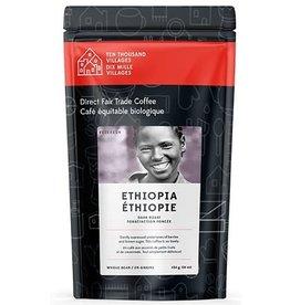 Level Ground Trading Ethiopian Dark Roast Coffee (Beans)