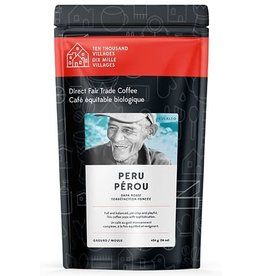 Level Ground Trading Peruvian Dark Roast Coffee (Ground)