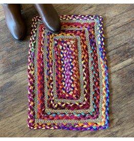 Matr Boomie Chindi Rectangle Doormat