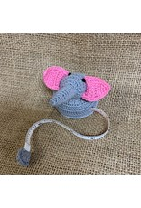 Ten Thousand Villages Elephant Measuring Tape