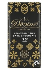 Divine Divine Dark Chocolate 70%