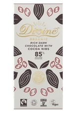 Divine Divine Dark Chocolate with Cocoa Nibs
