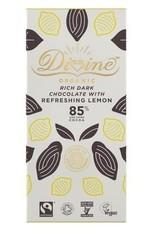 Divine Divine Dark Chocolate with Lemon
