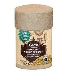 Cha's Organics Ground Cumin Seed