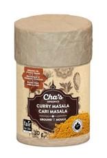 Cha's Organics Cha's Ground Curry Masala (30g)
