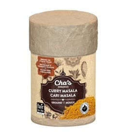 Cha's Organics Cha's Ground Curry Masala (30g)