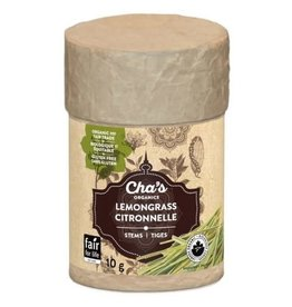 Cha's Organics Cha's Organics Lemongrass Stems (10g)
