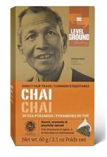 Level Ground Trading Level Ground Bagged Chai Tea