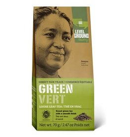 Level Ground Trading Level Ground Loose Green Tea