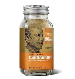 Level Ground Trading Cardamom 60g