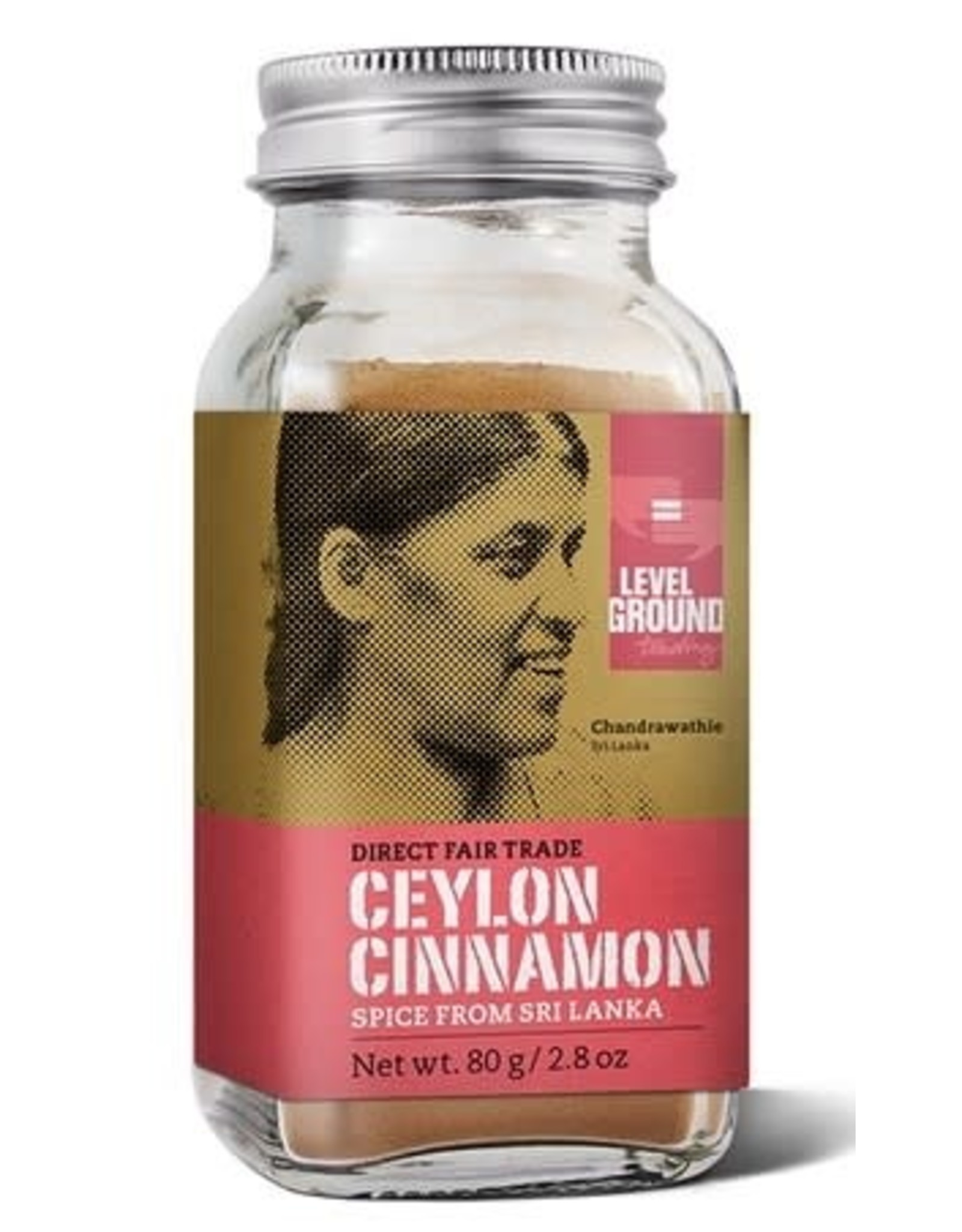 Level Ground Trading Cinnamon 80g